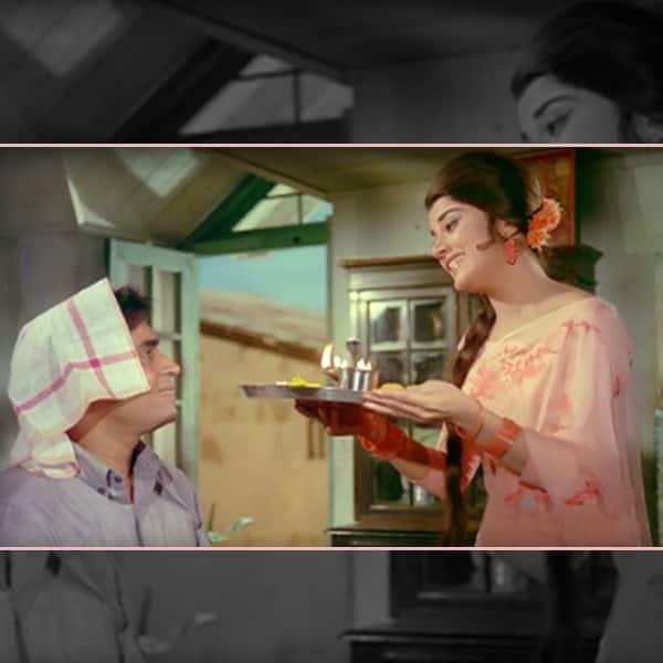 'Hum Behnoo Ke Liye Mere Bhaiyaa' song from 'Anjaana'