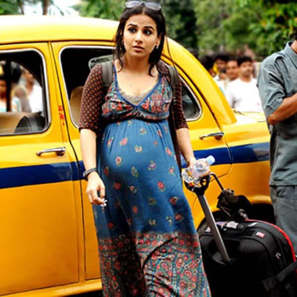 Vidya Balan as pregnant woman in 'Kahani'