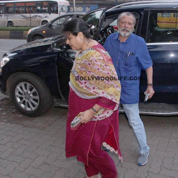 Supriya Pathak moving towards Shahid and Mira's residence