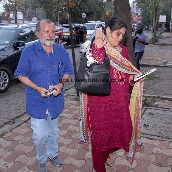 Supriya Pathak with husband Pankaj Kapoor