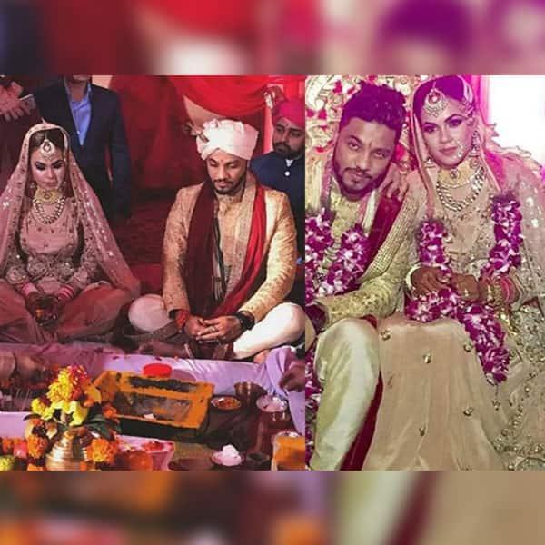 Raftaar Singh and Komal Vohra's wedding- view inside