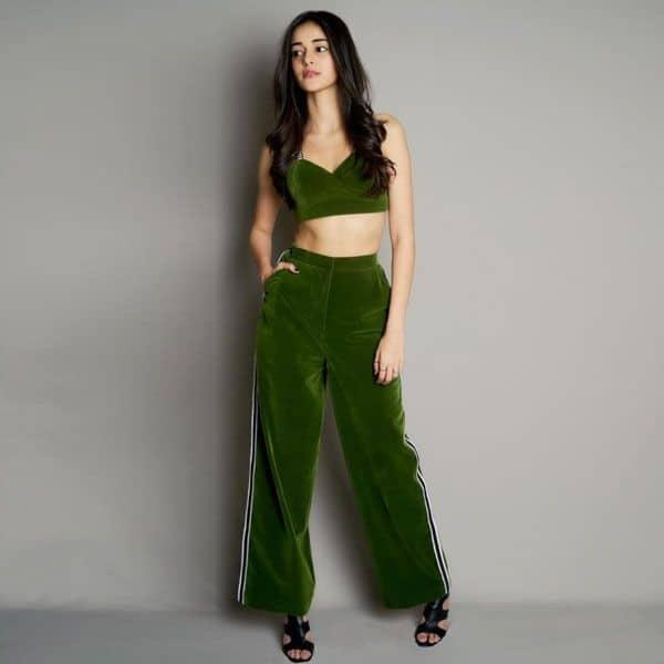 Ananya goes green