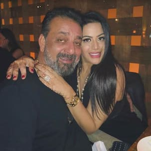 Sanjay Dutt's daughter Trishala Dutt says people have been 'judging' her since the day she took her first breath