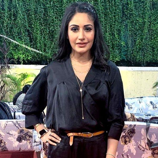 Surbhi Chandna turns into a poser