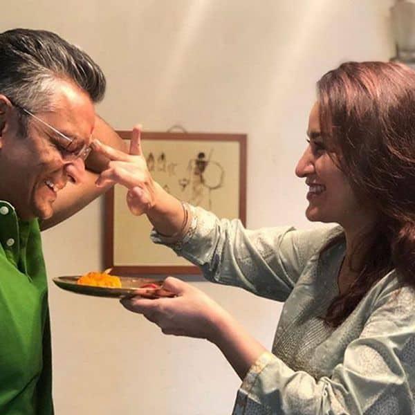 Tisca celebrates Rakhi