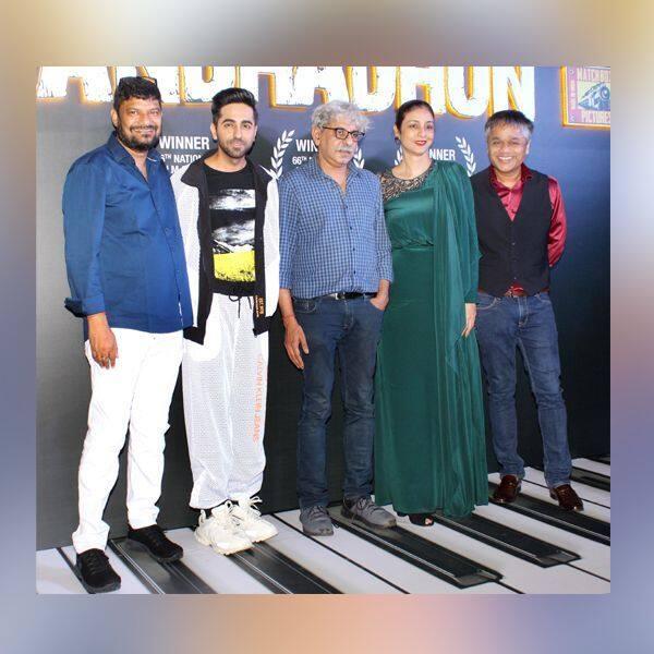 Team AndhaDhun