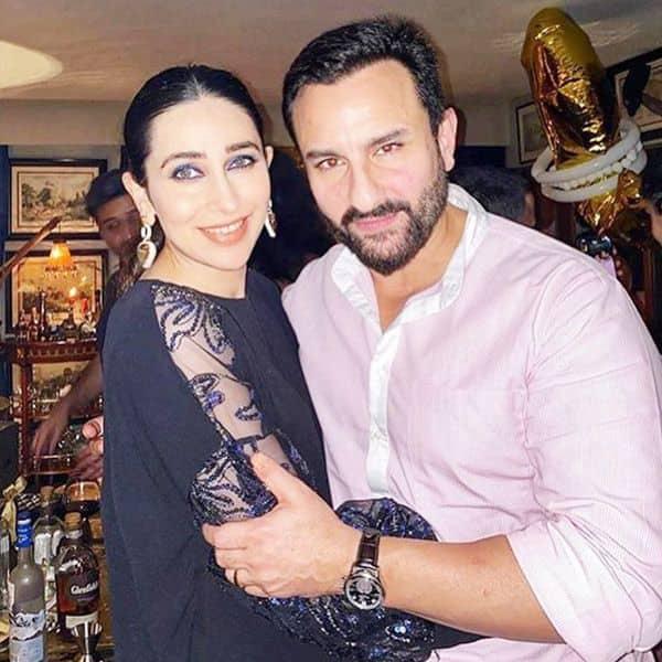 Karisma Kapoor makes a dashing entry
