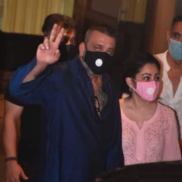 Sanjay Dutt leaves for hospital for treatment