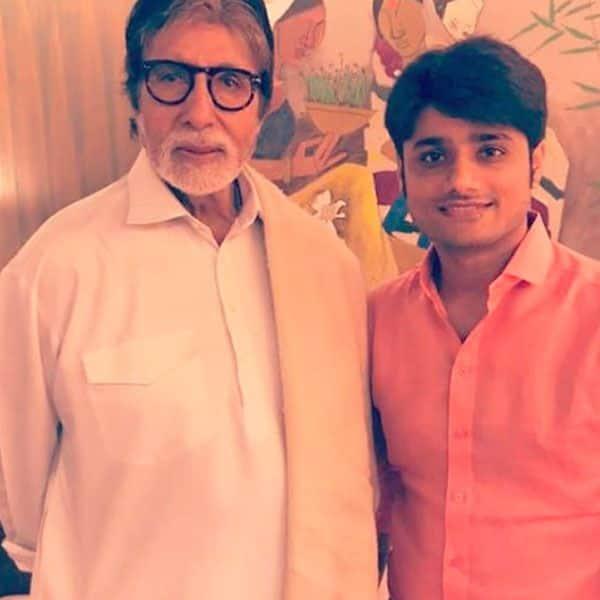 संदीप सिंह और अमिताभ बच्चन