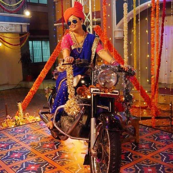 Madhavi's swag