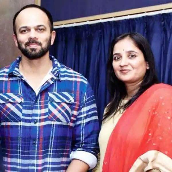 Rohit Shetty – Maya Shetty