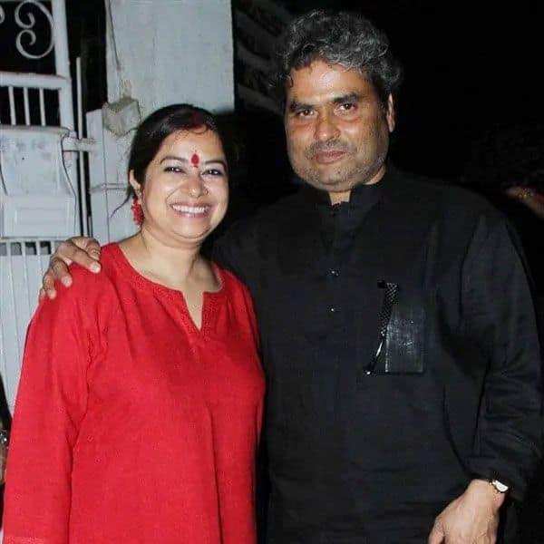 Vishal Bhardwaj – Rekha Bharadwaj