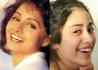5 pictures of Jahnvi Kapoor which prove she is a mirror image of mother Sridevi