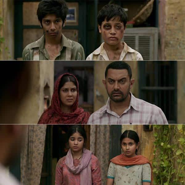 6 Captivating Stills From Aamir Khans Dangal Trailer