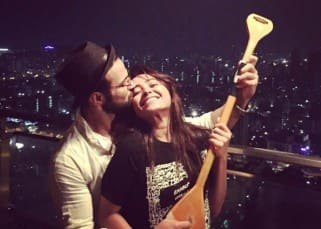 8 pictures of Rithvik Dhanjani and Asha Negi that will give you Couple goals