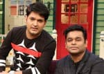 A. R. Rahman had some amazing time on the sets of 'The Kapil Sharma Show', see pics!