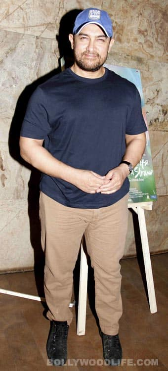 Aamir Khan, Shraddha Kapoor, Anurag Kashyap attend Kalki Koechlin's Margarita with a Straw screening- view pics!