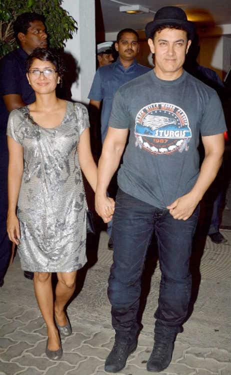 Aamir Khan, Sonam Kapoor, Hrithik Roshan, Kangana Ranaut and Vidya Balan at Karan Johar's birthday bash!