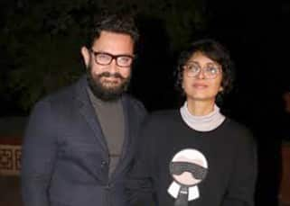 Aamir Khan's 11th wedding anniversary celebration was an intimate affair