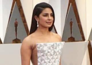 Academy Awards 2017: Priyanka Chopra arrives at the red carpet in a stunning white ensemble