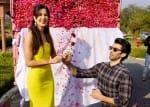 Aditya Roy Kapoor gifts truck full of roses to Katrina Kaif