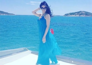 After Paris, Mallika Sherawat is exploring Corsica extending her lavish vacation!