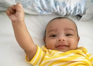 Ahil is the new star of Salman Khan's family!