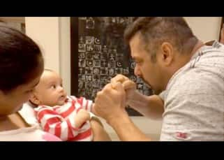 Ahil is the new star of Salman Khan's family!