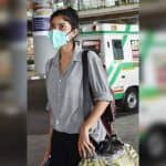 Airport diaries: Rowdy Baby Sai Pallavi gets snapped in a cool avatar in Hyderabad