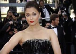 Aishwarya Rai Bachchan at the red carpet in Armani Prive gown at Cannes film festival 2010