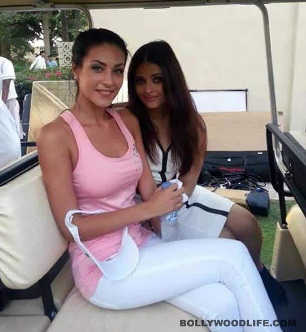 Aishwarya Rai Bachchan in Dubai: View pics
