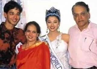 Aishwarya Rai Bachchan's candid moments with her father Krishnaraj Rai will melt your heart