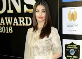 Aishwarya Rai Bachchan,Tiger Shroff and other celebs attend Lion Awards 2016