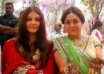 Aishwarya Rai becomes part of her bodyguard's wedding