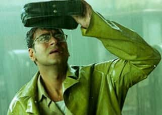 Ajay Devgn as Manoj in 'Raincoat'