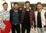 Ajay Devgn, Parineeti Chopra and the entire cast of Golmaal Again come together for the promotion of their movie