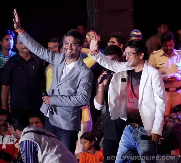 Ajay Devgn, Rani Mukerji, Madhuri Dixit-Nene and Varun Dhawan celebrates dahi handi!