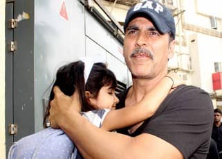Akshay Kumar at Nitara at PVR Juhu in Mumbai