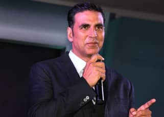 Akshay Kumar at the Launch event of Tata's new vehicle