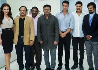 Akshay Kumar in negative role in Rajinikanth's Robot 2