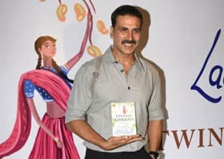 Akshay Kumar, Karan Johar, Ranbir Kapoor, Alia Bhatt launch Twinkle Khanna's The Legend Of Laxmi Prasad