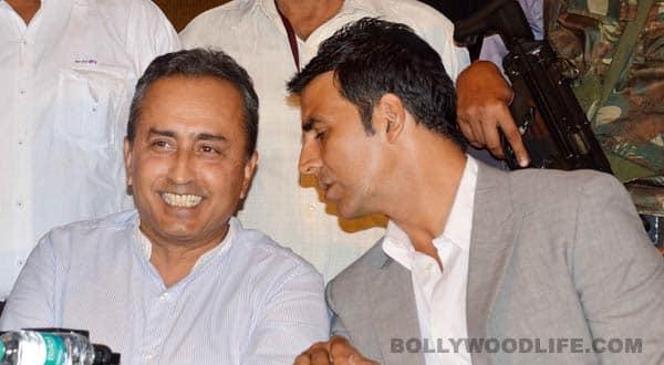 Akshay Kumar, Sonakshi Sinha and MS Bitta address media for Holiday