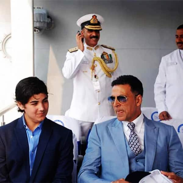 Pic that proves, Akshay kumar and Aarav are the best ...
