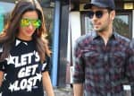 Alia Bhatt and Sidharth Malhotra spotted on a lunch date
