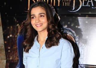 Alia Bhatt attends the screening of Beauty and the Beast with her special guests – check out pics