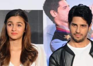 Alia Bhatt clicked with boyfriend Sidharth Malhotra
