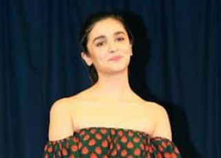 Alia Bhatt is showered with kisses and it is not by Sidharth Malhotra