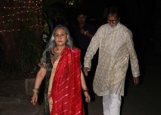 Amitabh Bachchan Parties & Events Photos