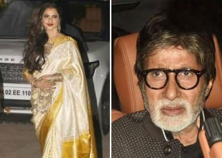 Amitabh Bachchan and Rekha party under one roof – view pics