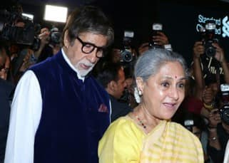 Amitabh Bachchan and wife Jaya spotted at a classical music event in the city